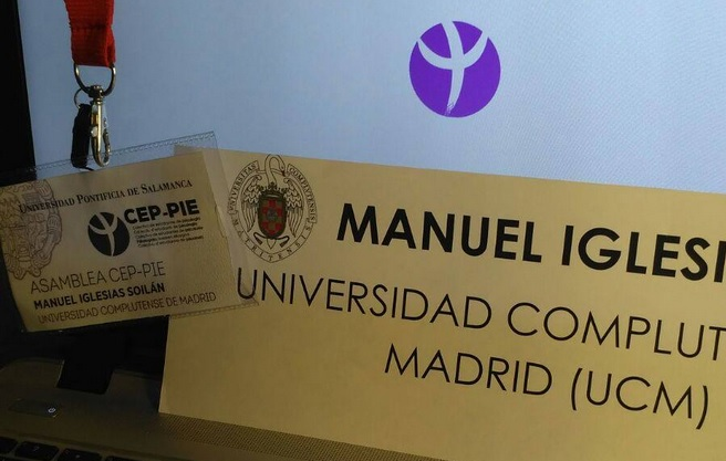 Identificadores como Representante de la Universidad Complutense de Madrid.