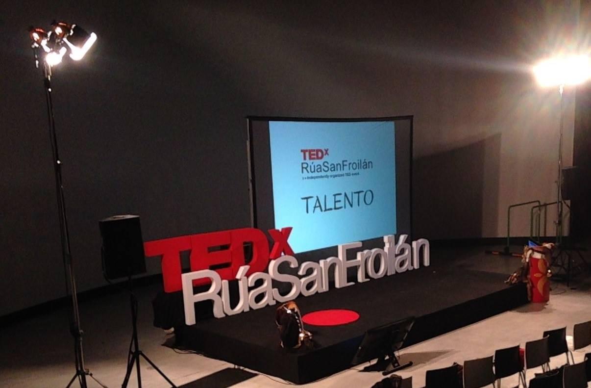 TEDxRúaSanFroilán 2017.