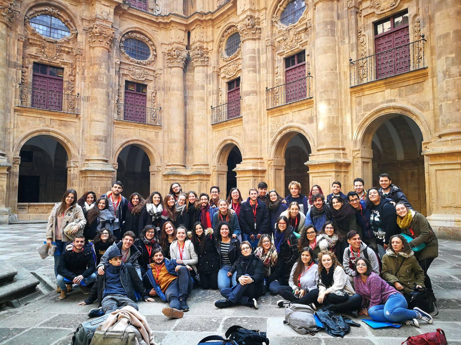 Representantes de todas las Facultades de Psicología de España.