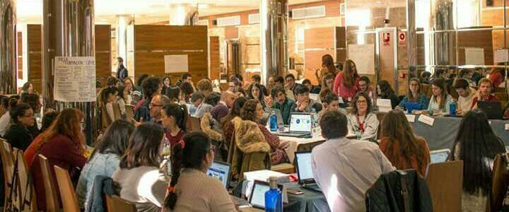Asamblea de Salamanca del Colectivo de Estudiantes de Psicología (CEP-PIE).