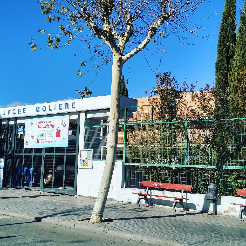 Liceo Molière de Villanueva de la Cañada.